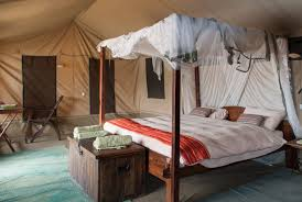 Lulimbi Tented Camp along Ishasha River, Congo